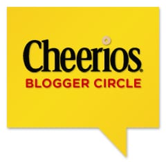 Cheerios Blogger Circle