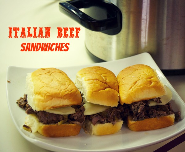 slow cooker barbacoa beef slow cooker italian beef for sandwiches ...