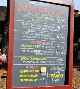 Sattui Barbecue