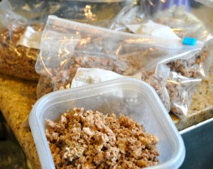 freezer ready browned ground beef