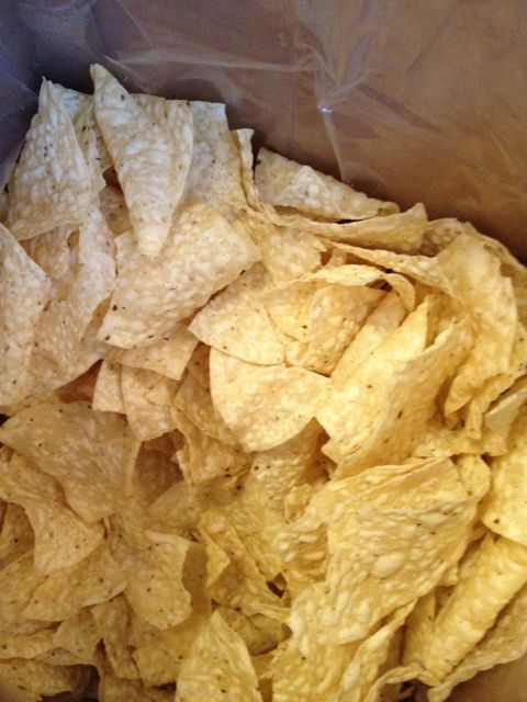 Boxed Tortilla Chips