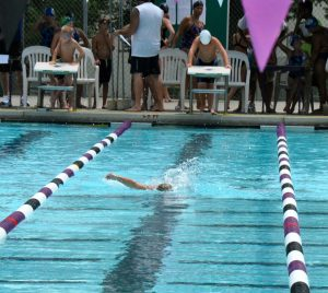 Boo Swimming 50 M Freestyle