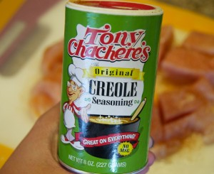 Tony Chaceres Creole Seasoning