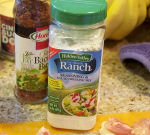 Ranch seasoning