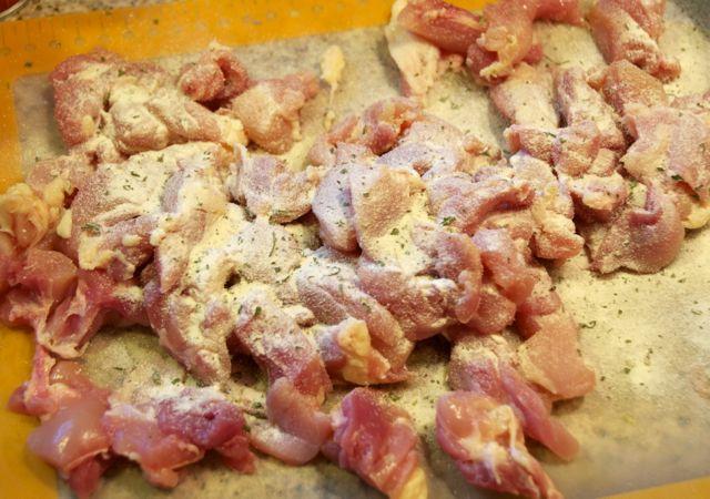 ranch seasoned chicken