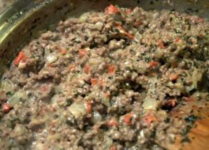 Beef roux mixture