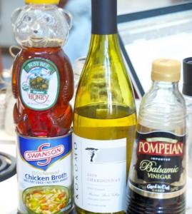 liquids for pork ragu