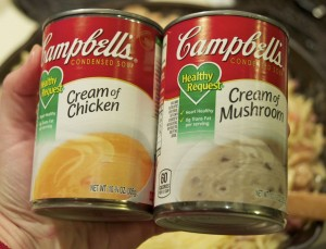 cream of soups