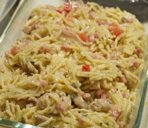 Chicken Milano Casserole