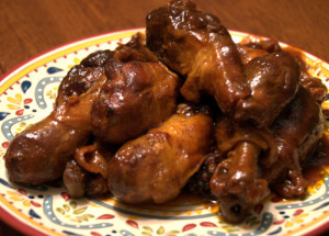 Crock Pot Chicken Legs