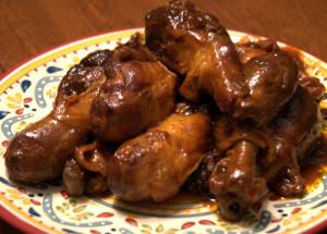 Last-Resort Crock Pot Chicken Legs
