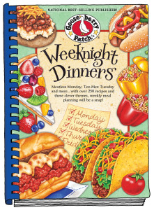 Gooseberry Patch Weeknight Dinners Cookbook – Giveaway