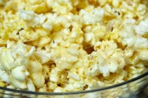 ooey gooey popcorn