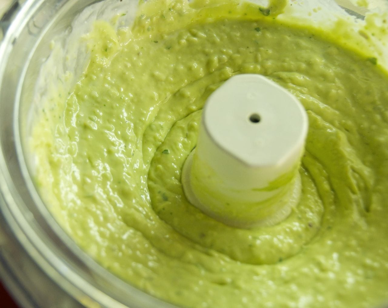 Avocado Garlic Aioli is a great sandwich spread or chip and french fries dip.