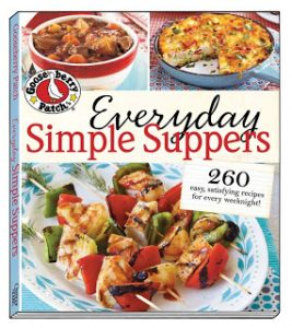 Gooseberry Patch Everday Simple Suppers Cookbook Giveaway