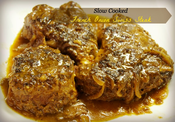 French Onion Swiss Steak