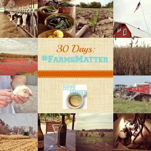 30 Days of #FarmsMatter