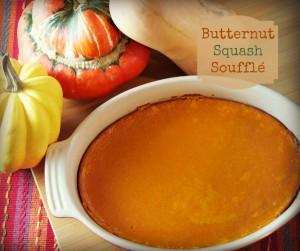 Butternut Squash Souffle – Day 6 #FarmsMatter