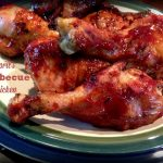 April's barbecue chicken
