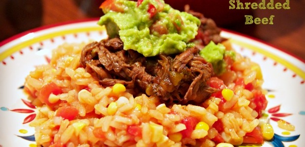Crock Pot Chipotle Shredded Beef