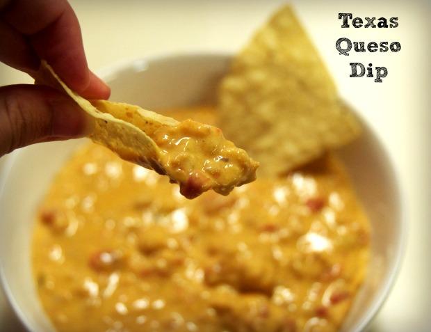 Texas Queso Dip Recipe — Dishmaps