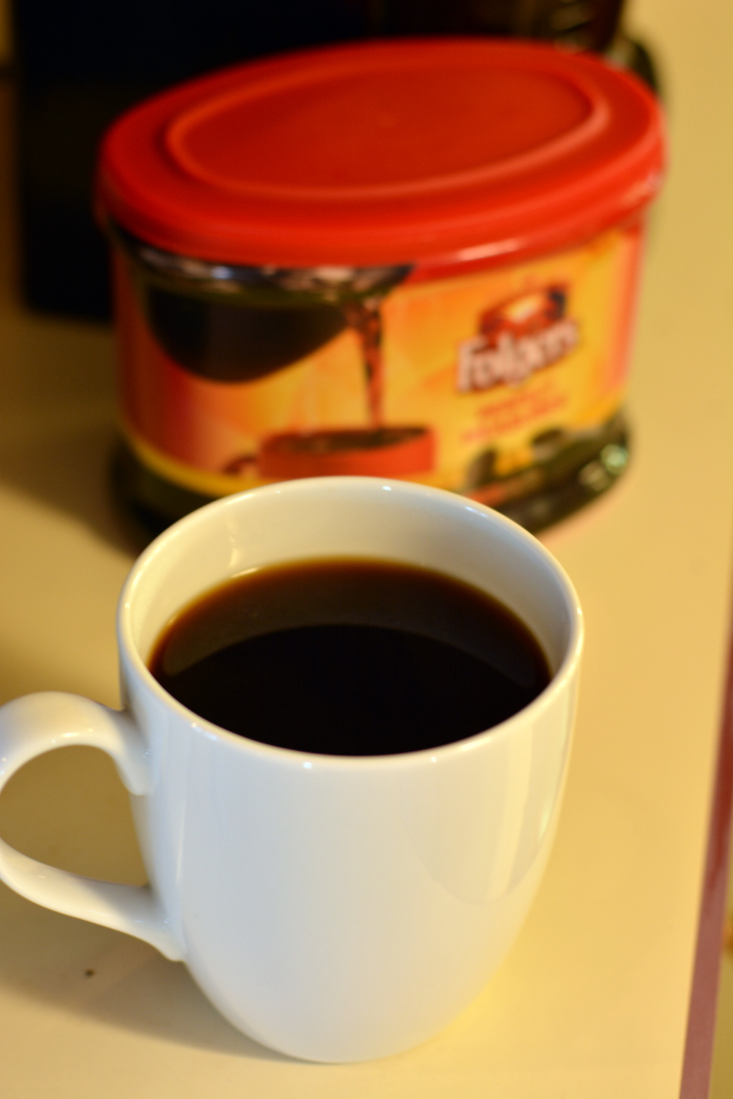 The perfect cup of coffee can start your day off right. Folger Perfect Measures makes sure you have the perfect coffee.
