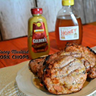 Honey Mustard Pork Chops are a quick and easy recipe that can be grilled or baked.