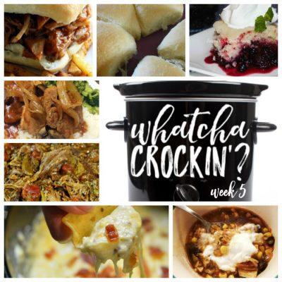 Slow cooker dinner rolls whatcha crockin 39 week 5 for Crock pot thanksgiving dessert recipes