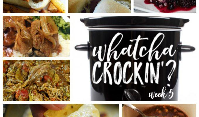 Slow Cooker Dinner Rolls – Whatcha Crockin' – Week 5