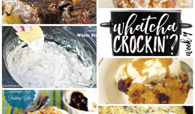 Crock Pot Chicken and Dressing – Whatcha Crockin' – Week 9