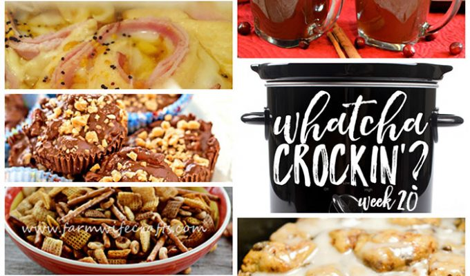 Sweet and Salty Crock Pot Candy – Whatcha Crockin' – Week 20