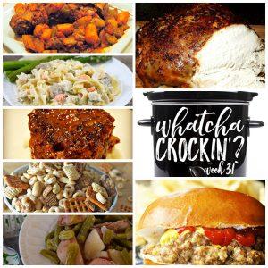 Slow Cooker Applewood Cider Chicken – Whatcha Crockin' – Week 31