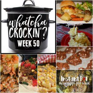 Crock Pot Peanut Candy Clusters – Whatcha Crockin' – Week 50
