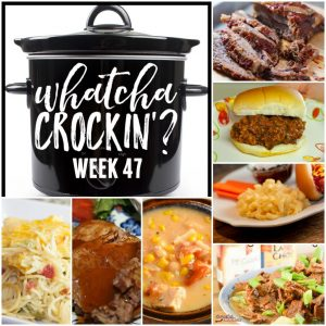 Crock Pot Spicy Cheesy Spaghetti – Whatcha Crockin' – Week 47