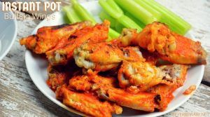 Instant Pot Buffalo Wings – Quick Buffalo Chicken Wings