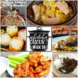 Slow Cooker Beef and Noodles – Whatcha' Crockin – Week 56