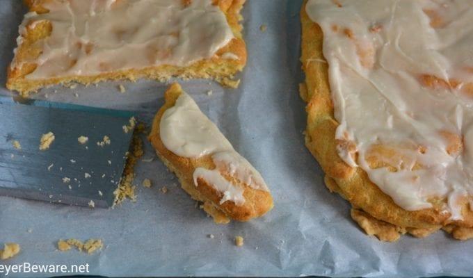 Almond Danish Puff Pastry