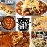 This week's Whatcha Crockin' crock pot recipes include Crock Pot Sweet and Sour Pork Loin with Pineapple, Crock Pot Chicken Tortilla Soup, Crock Pot Angel Chicken, Instant Pot Beef and Barley Soup, Slow Cooker Creamy Italian Chicken, Easy Cheesy Slow Cooker Sloppy Joes, Easy Buffalo Chicken Dip.