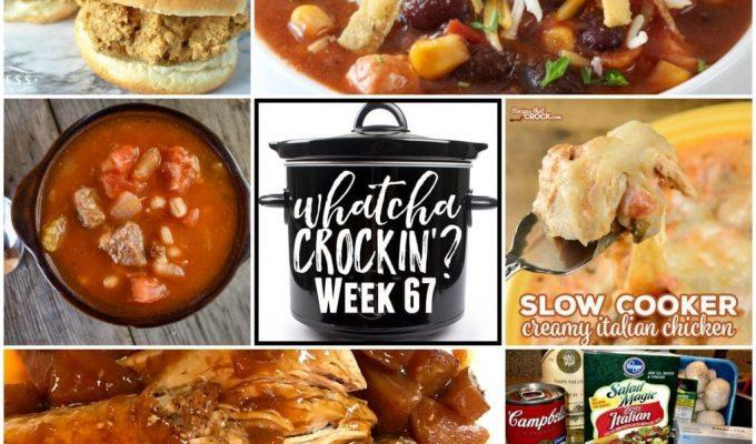 Crock Pot Sweet and Sour Pork Loin – Whatcha Crockin' – Week 67