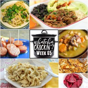 Crock Pot Chicken and Noodles – Whatcha Crockin' – Week 65
