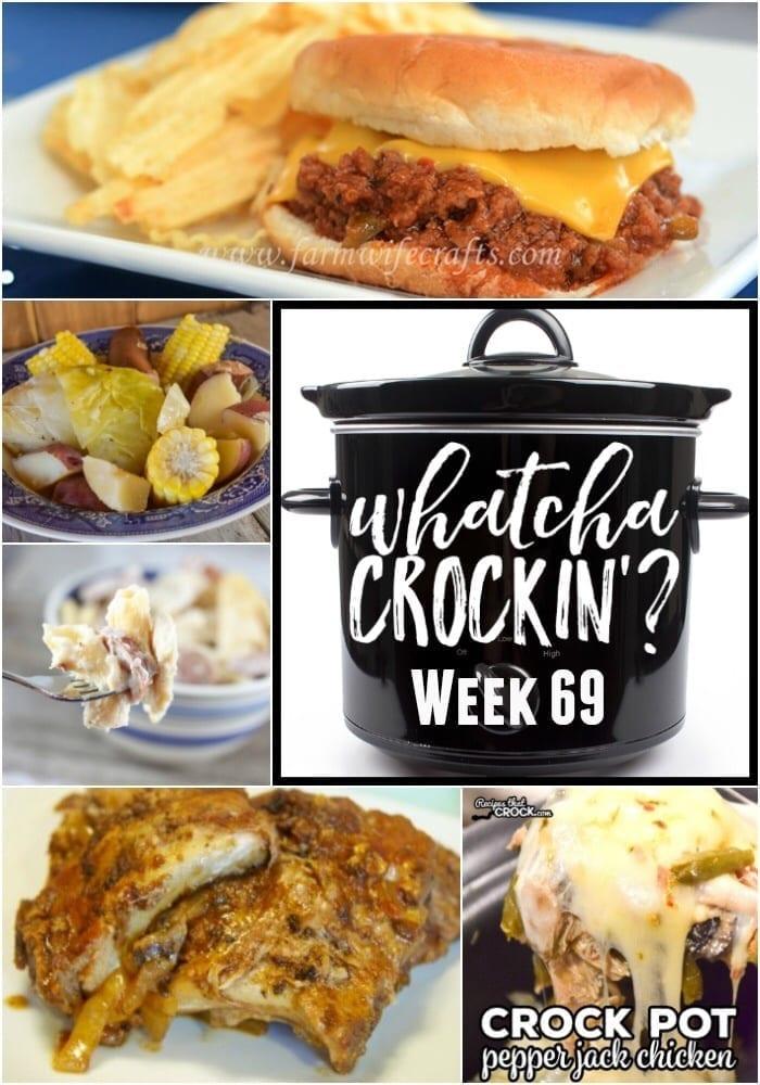 What's crockin week 69