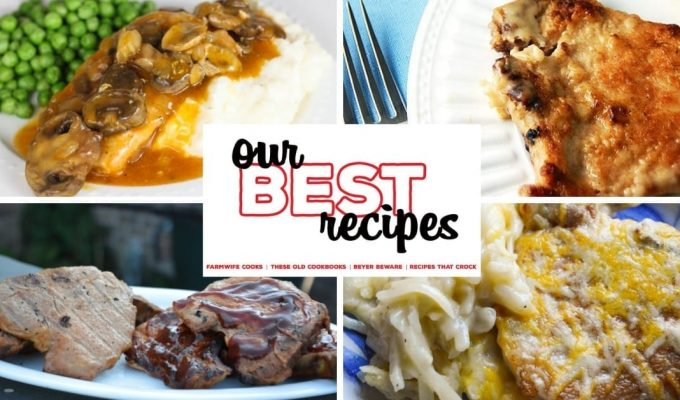 Our Best Pork Chop Recipes