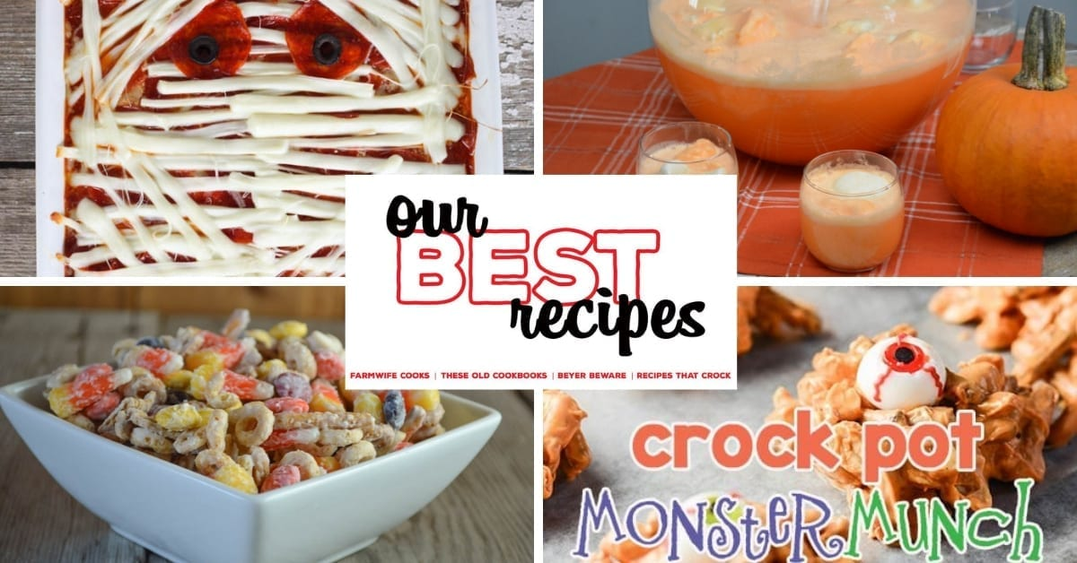 Our Best Halloween Recipes