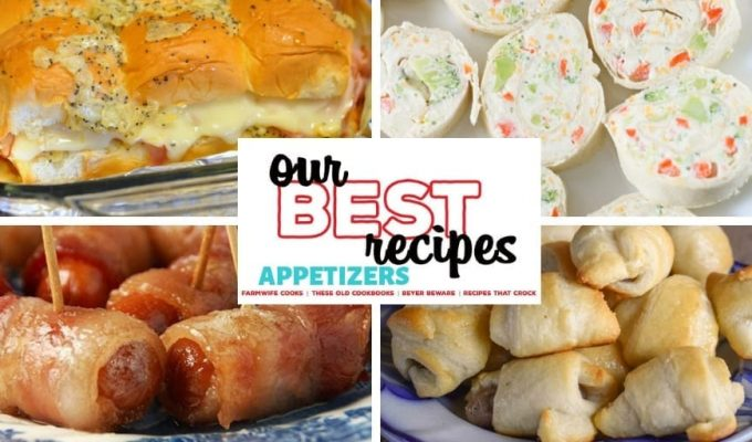 Our Best Appetizer Recipes