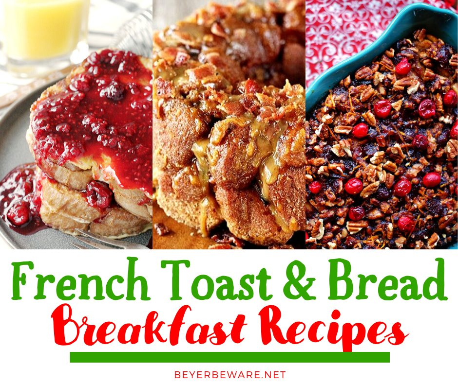 This list of Christmas morning breakfast ideas is everything you need for brunch or breakfast from drinks to eggs to pastries to fruit trays.